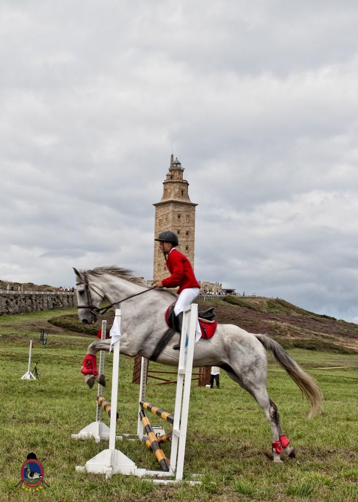 Torre De Hercules_clases de equitación_Os Parrulos_hípica La Coruña_montar a caballo.22