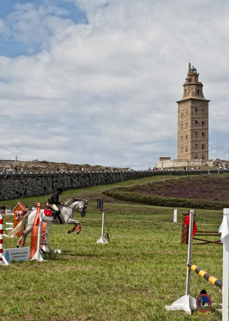 Torre De Hercules_clases de equitación_Os Parrulos_hípica La Coruña_montar a caballo.26