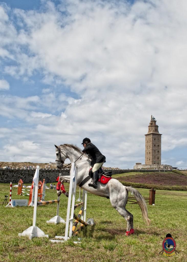 Torre De Hercules_clases de equitación_Os Parrulos_hípica La Coruña_montar a caballo.29