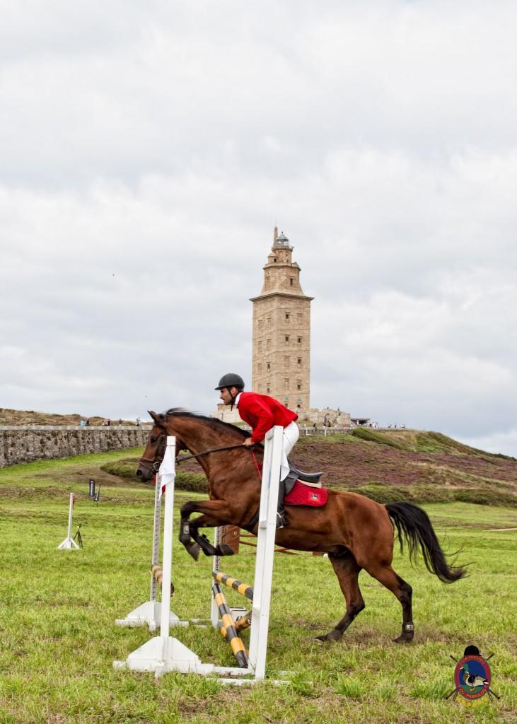 Torre De Hercules_clases de equitación_Os Parrulos_hípica La Coruña_montar a caballo_Pedro Vale_.19