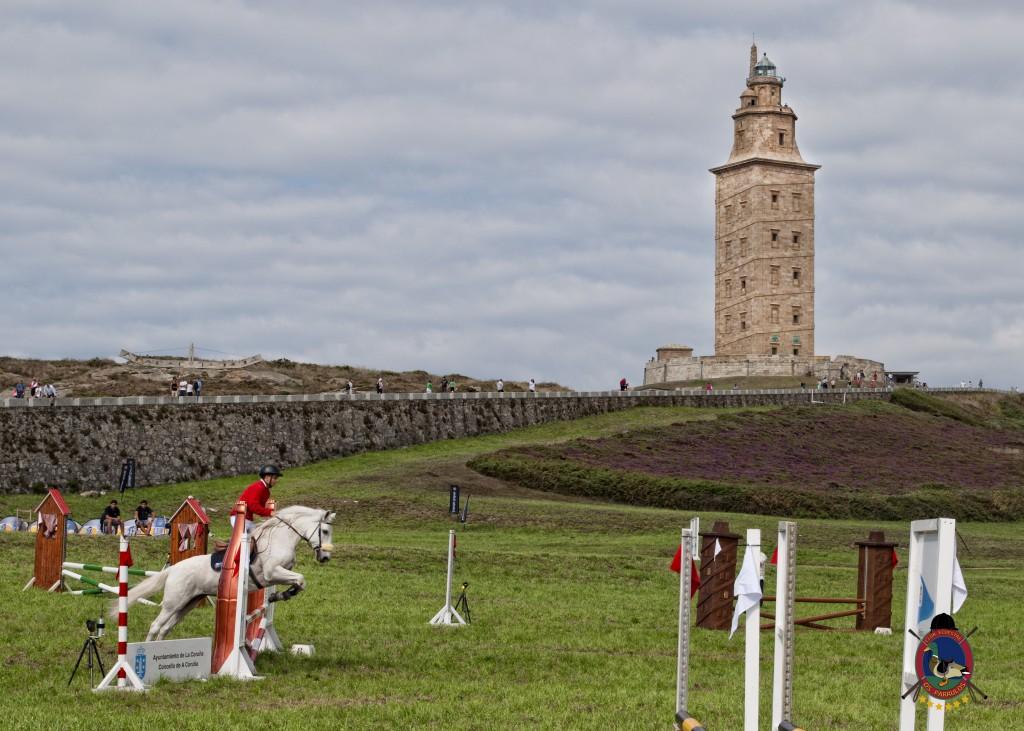Torre De Hercules_clases de equitación_Os Parrulos_montar a caballo.12