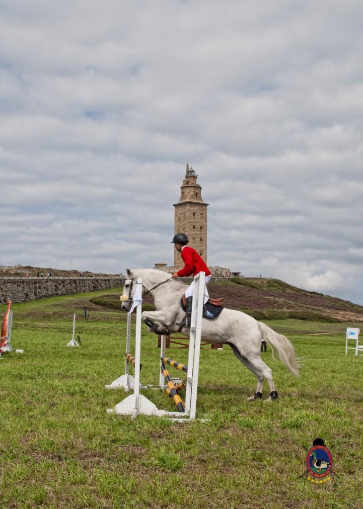 Torre De Hercules_clases de equitación_Os Parrulos_montar a caballo.14