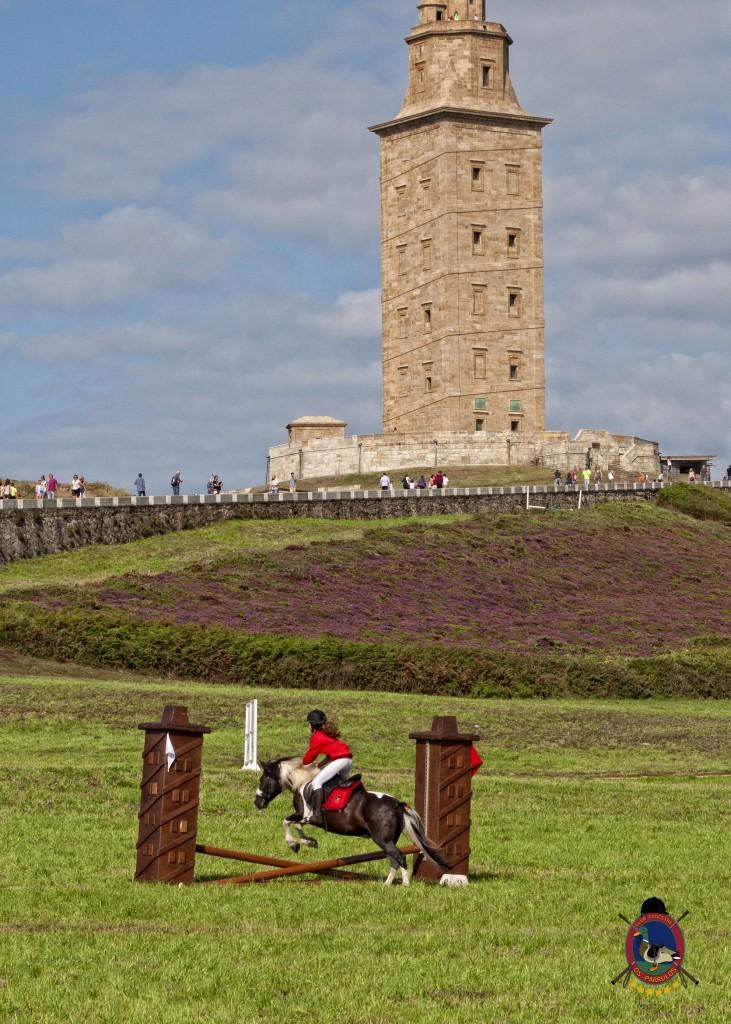 Torre De Hercules_clases de equitación_Os Parrulos_montar a caballo.4