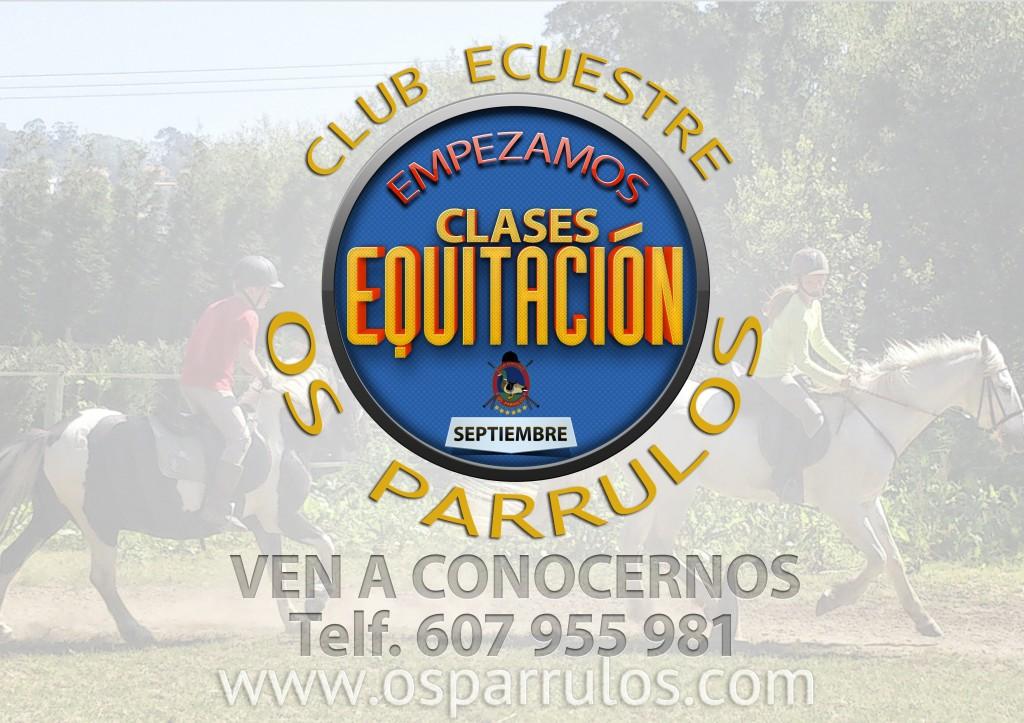 clases de equitación_La Coruña_Os Parrulos