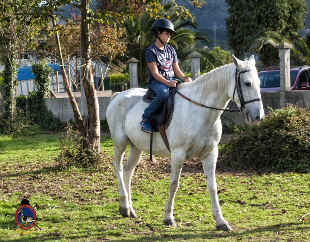 cumpleaños con caballos_Os Parrulos_hípica La Coruña_C10