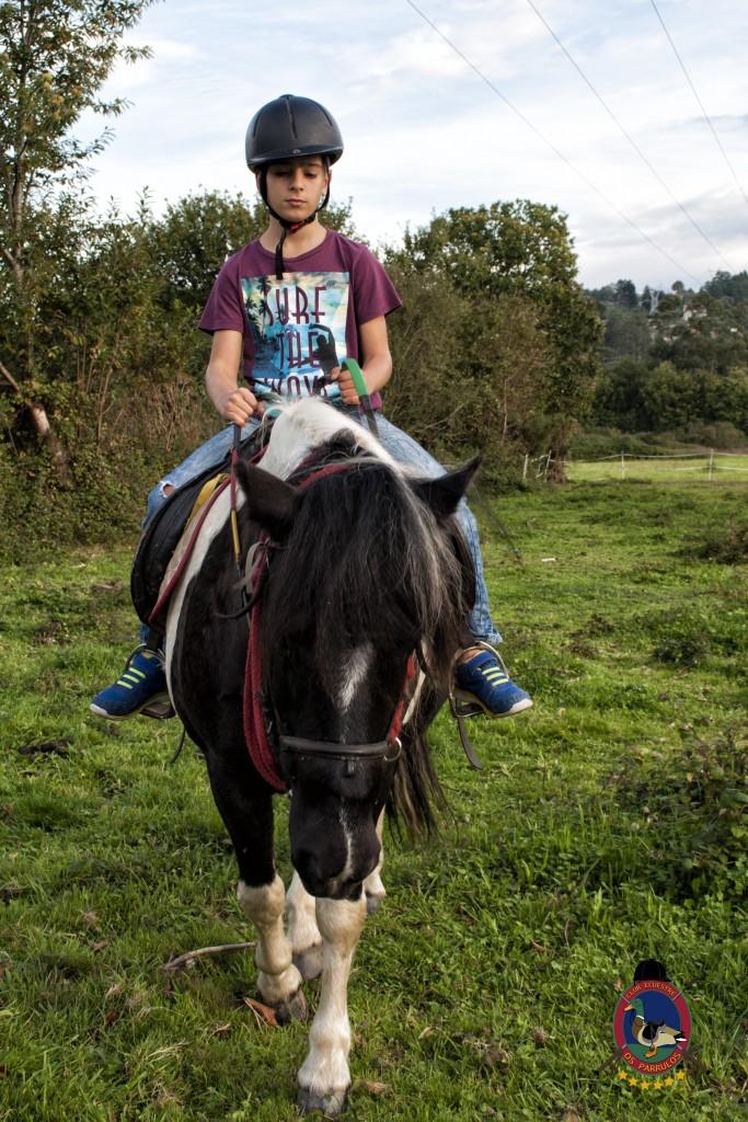 cumpleaños con caballos_Os Parrulos_hípica La Coruña_C11