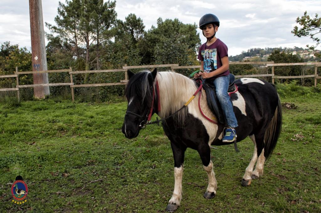cumpleaños con caballos_Os Parrulos_hípica La Coruña_C12