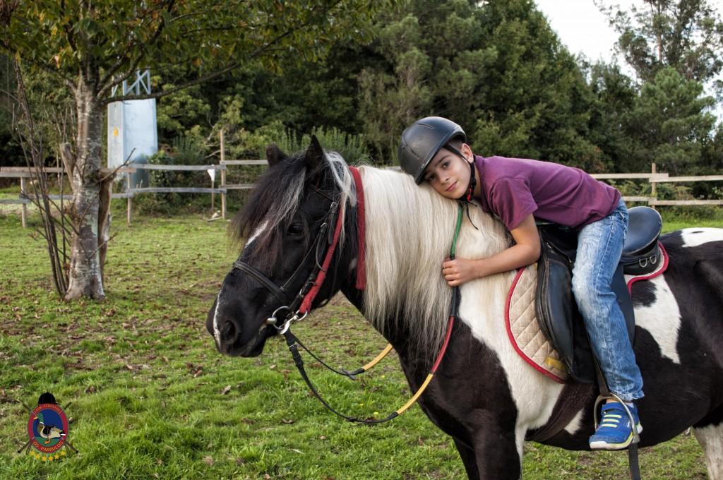 cumpleaños con caballos_Os Parrulos_hípica La Coruña_C13