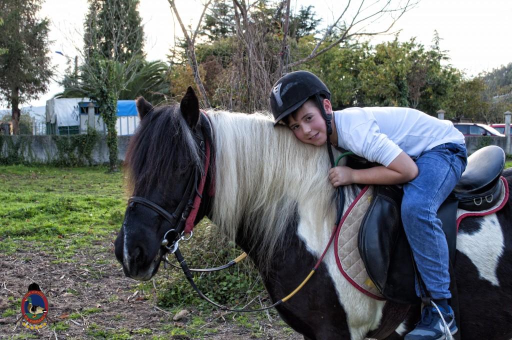 cumpleaños con caballos_Os Parrulos_hípica La Coruña_C21