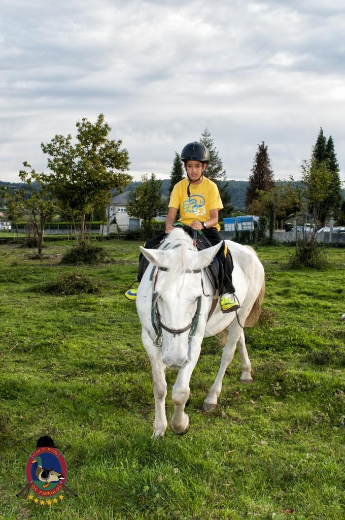 cumpleaños con caballos_Os Parrulos_hípica La Coruña_C22