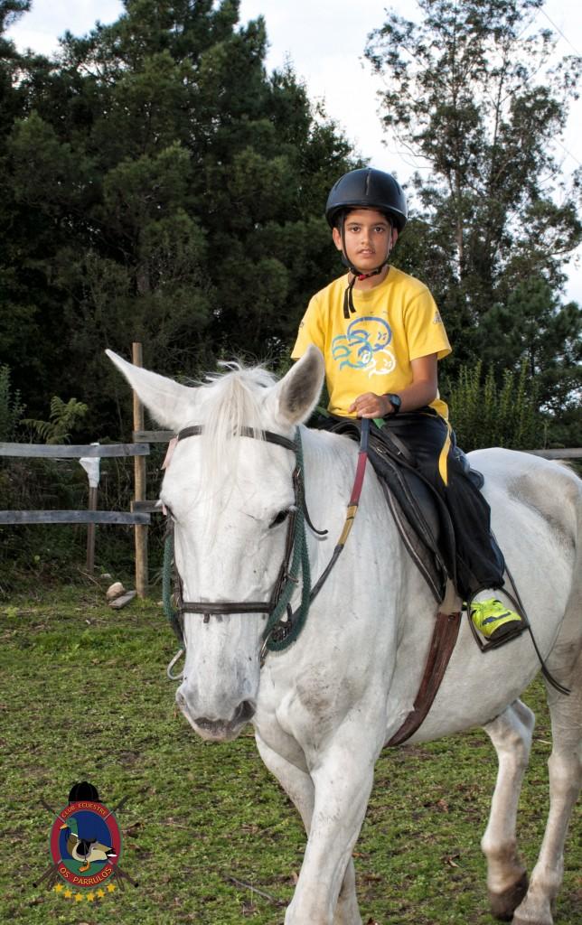 cumpleaños con caballos_Os Parrulos_hípica La Coruña_C24