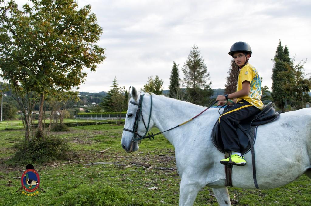 cumpleaños con caballos_Os Parrulos_hípica La Coruña_C25