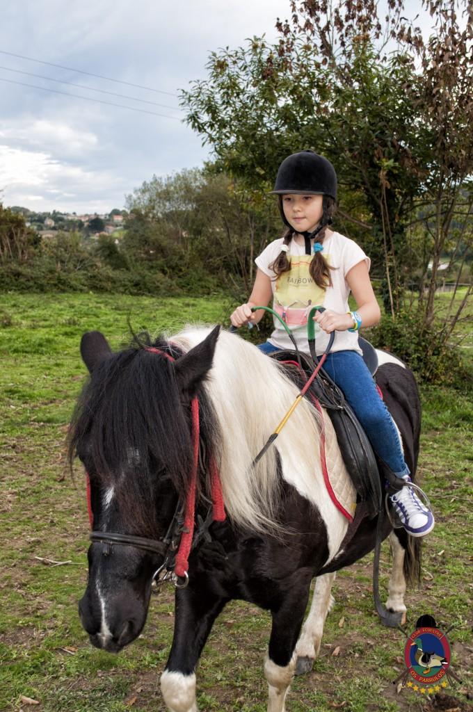 cumpleaños con caballos_Os Parrulos_hípica La Coruña_C35