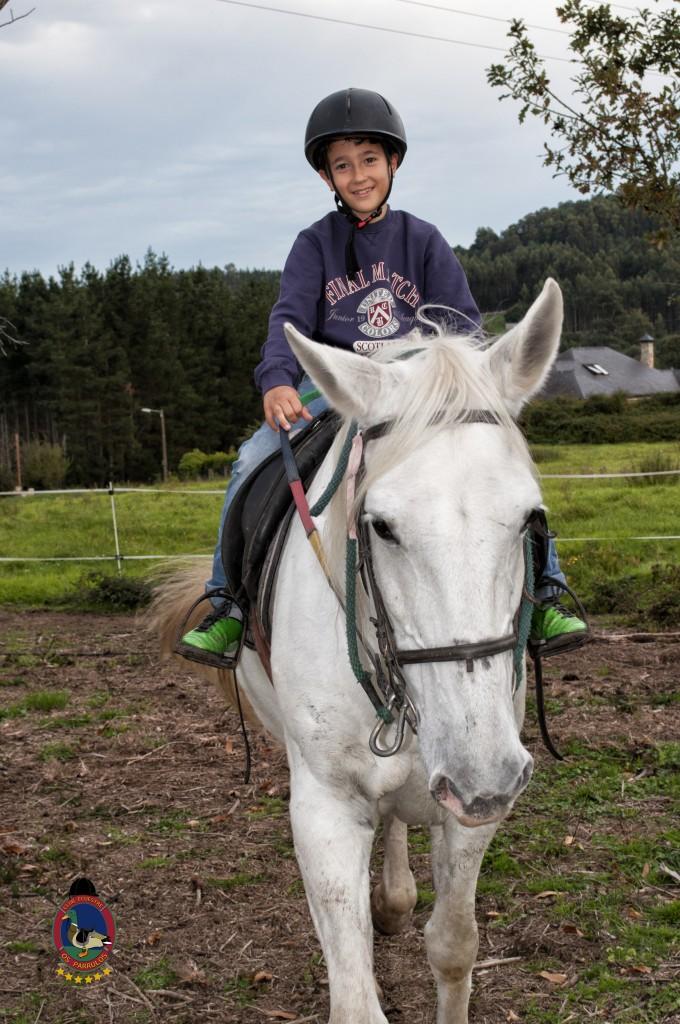 cumpleaños con caballos_Os Parrulos_hípica La Coruña_C37