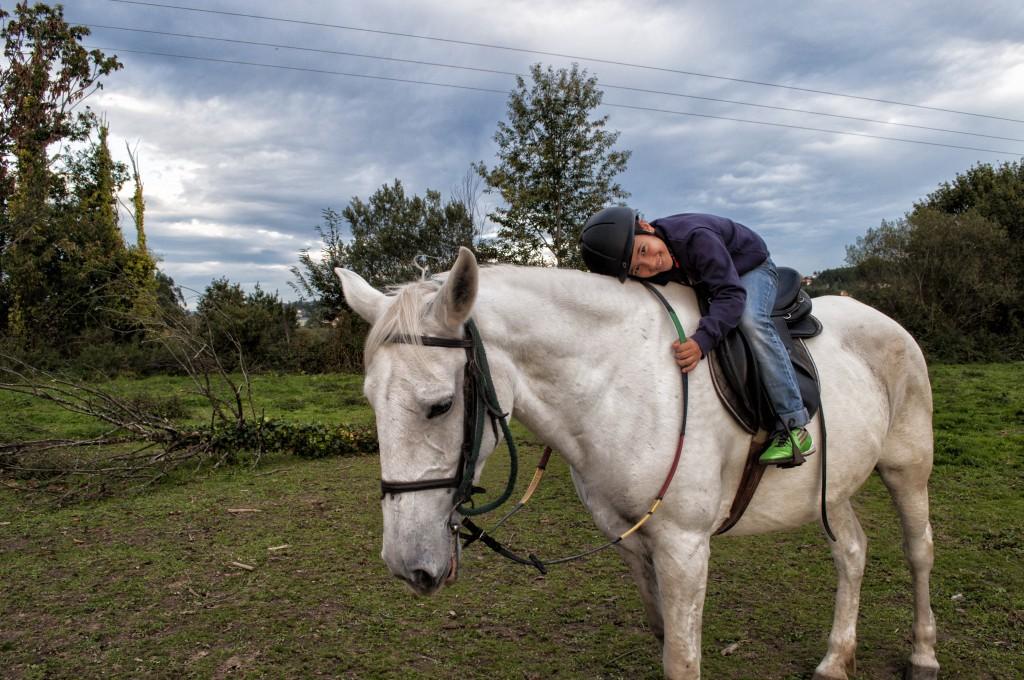 cumpleaños con caballos_Os Parrulos_hípica La Coruña_C38