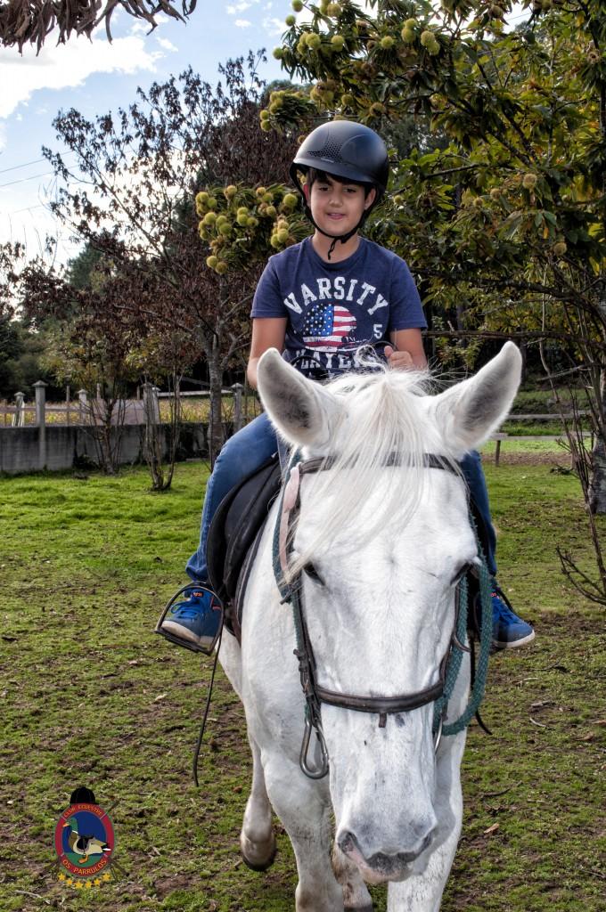 cumpleaños con caballos_Os Parrulos_hípica La Coruña_C5