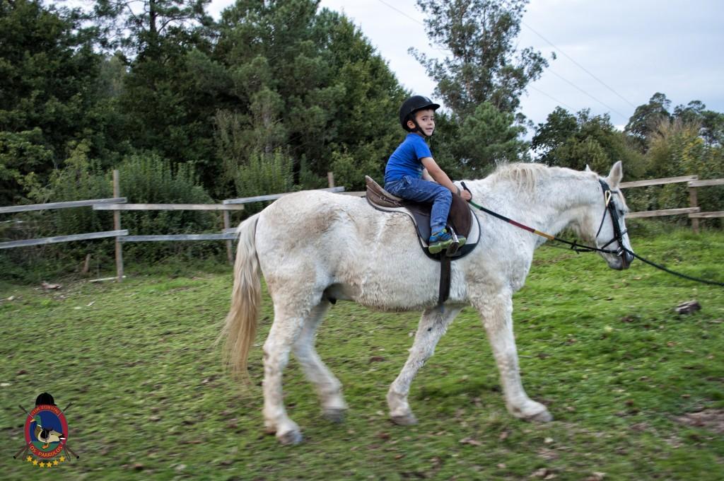 cumpleaños con caballos_Os Parrulos_hípica La Coruña_C51