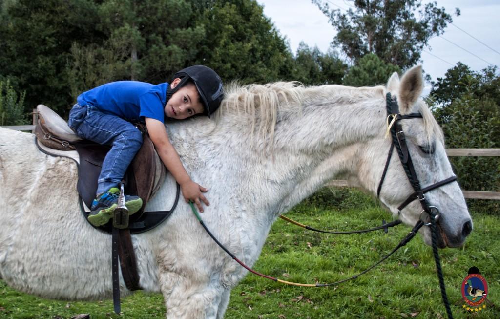 cumpleaños con caballos_Os Parrulos_hípica La Coruña_C52