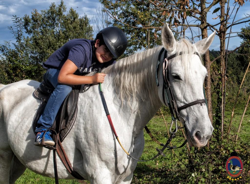 cumpleaños con caballos_Os Parrulos_hípica La Coruña_C6