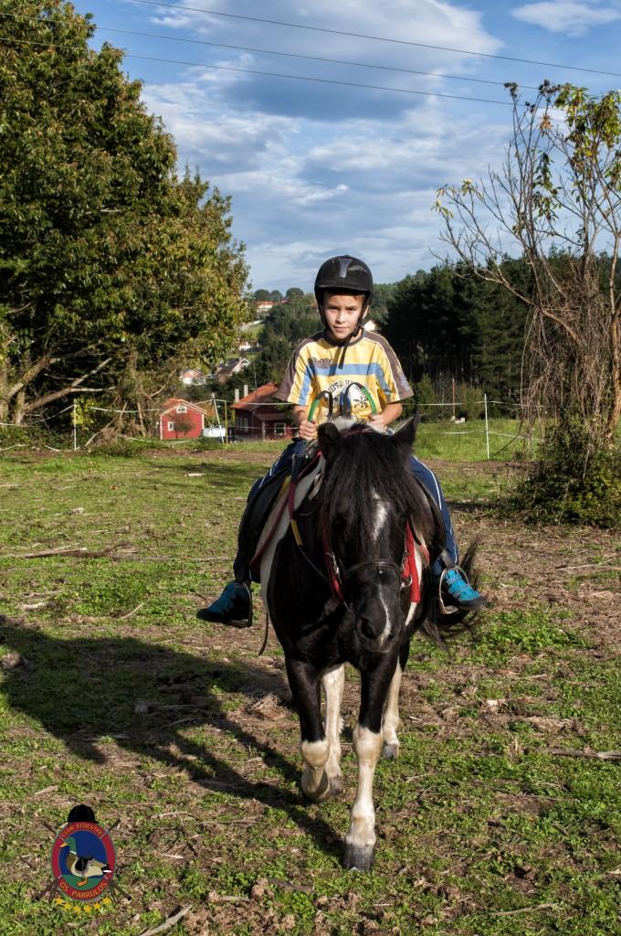 cumpleaños con caballos_Os Parrulos_hípica La Coruña_C7
