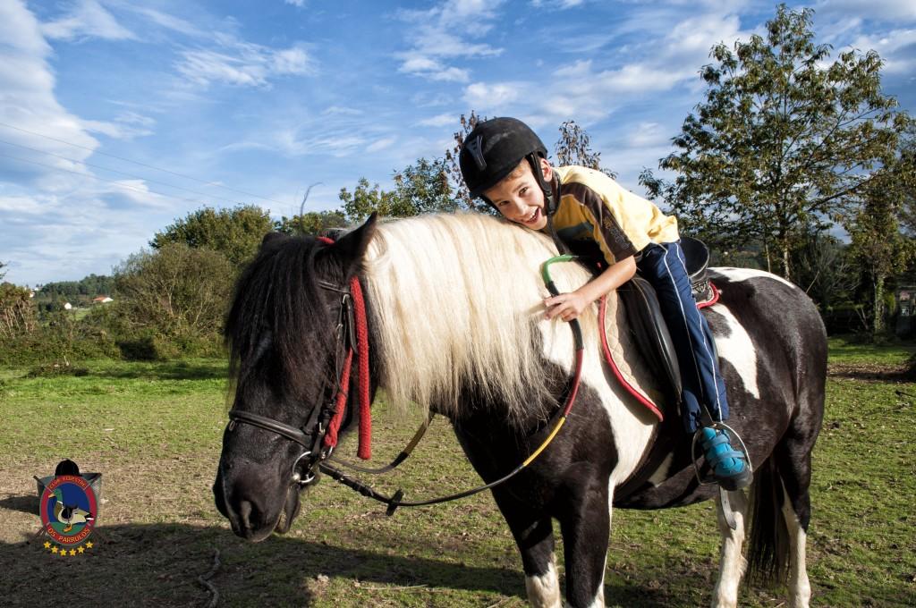cumpleaños con caballos_Os Parrulos_hípica La Coruña_C8
