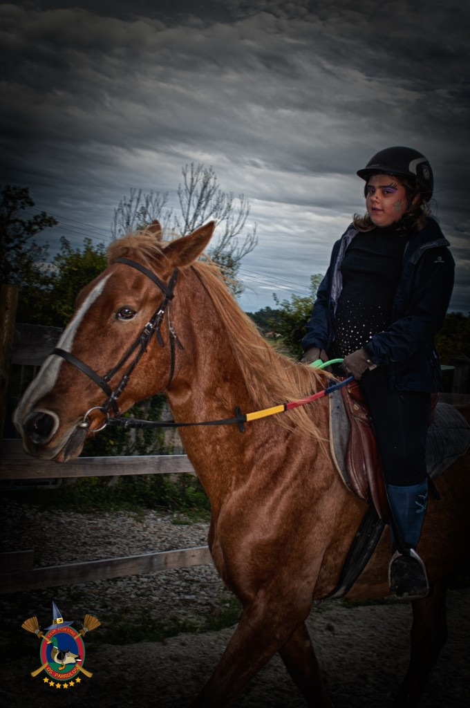 Halloween_Os Parrulos_caballos_hípica La Coruña_W16