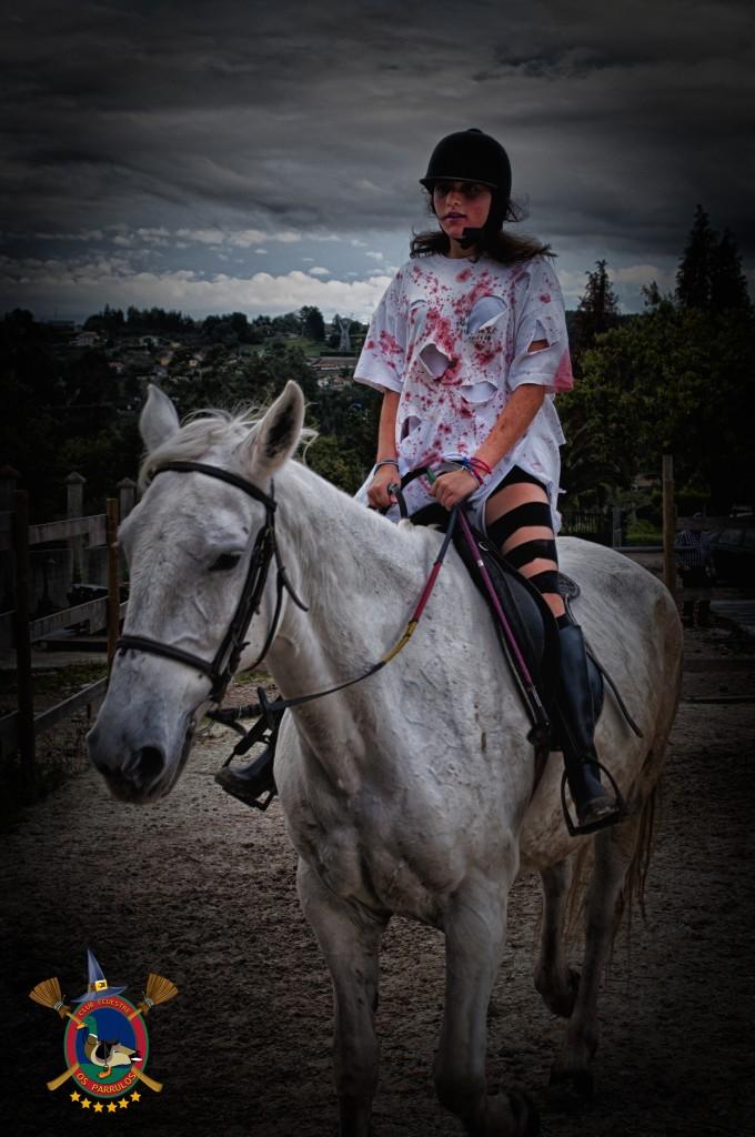 Halloween_Os Parrulos_caballos_hípica La Coruña_W19