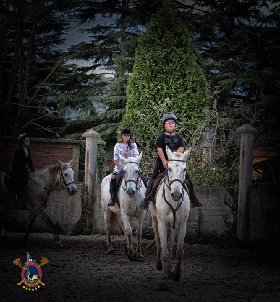 Halloween_Os Parrulos_caballos_hípica La Coruña_W25