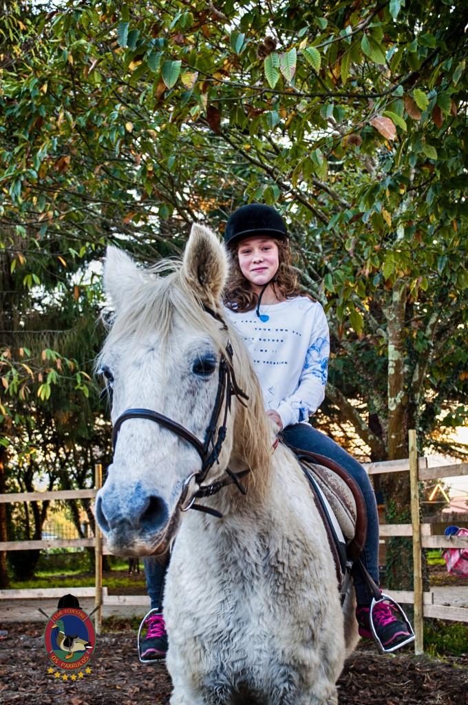 Os Parrulos_clases de equitación_hipica La Coruña_iniciación_I1