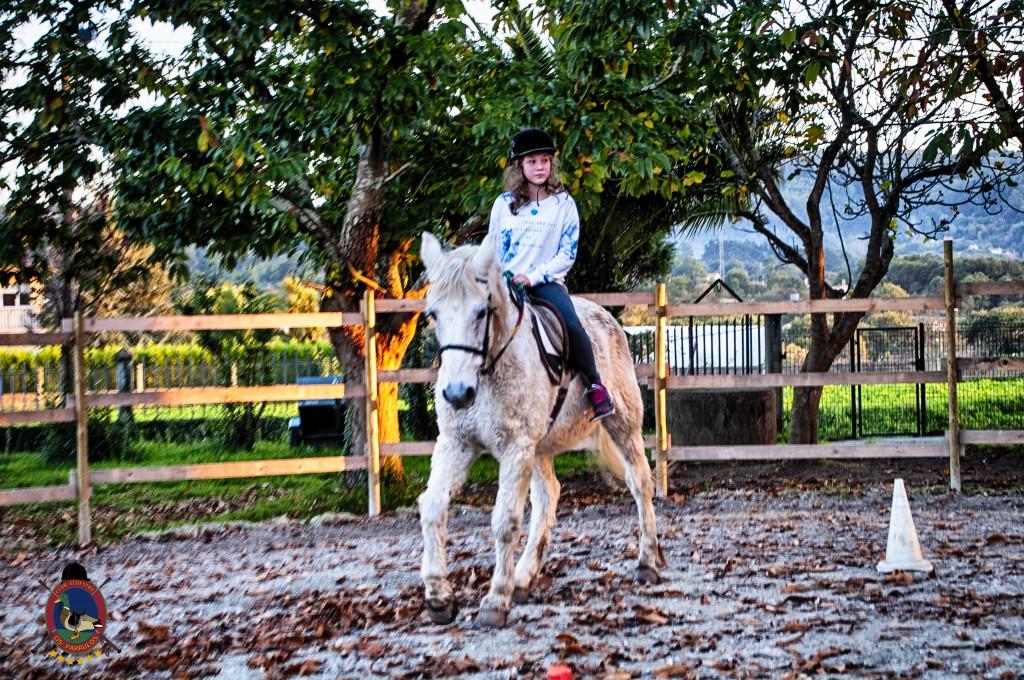 Os Parrulos_clases de equitación_hipica La Coruña_iniciación_I5