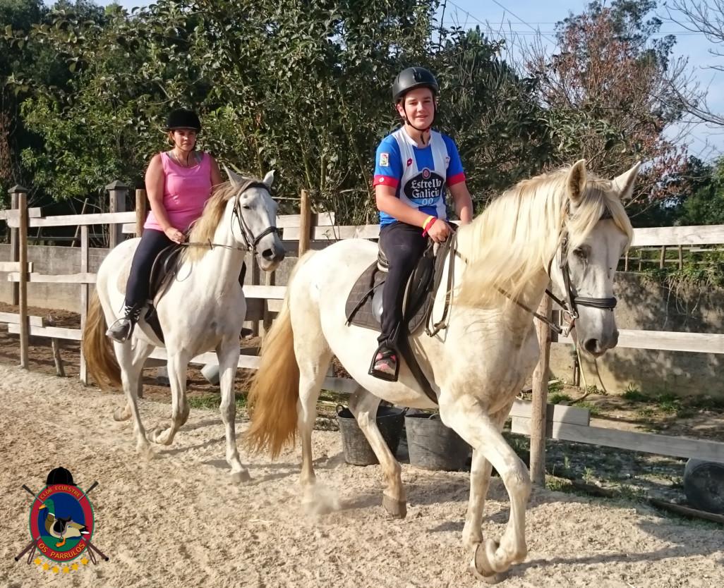 Clases de equitación_paseos a caballo_hipica La Coruna_Os Parrulos_7