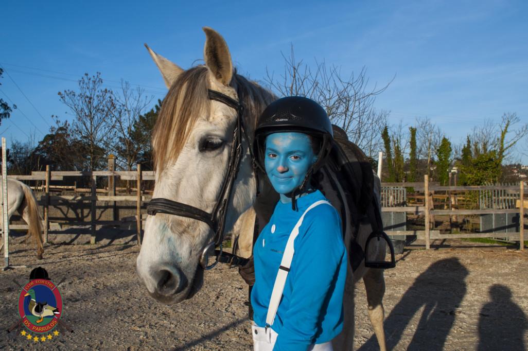 Cases de equitación_A Coruna_Os Parrulos_caballos_carnaval_7