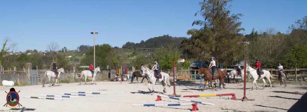 clases de equitación coruña