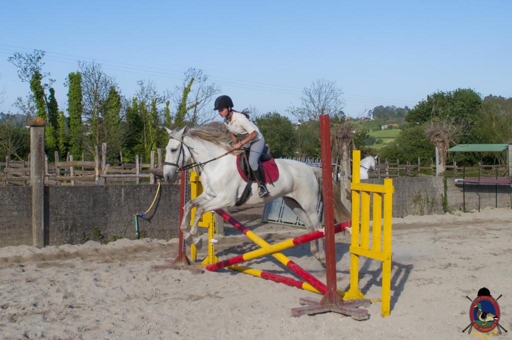 clases de salto en La Coruña