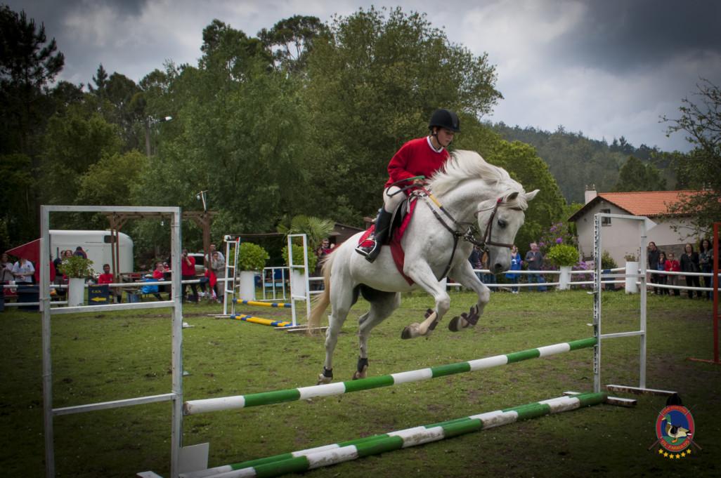 concurso de salto Coruña